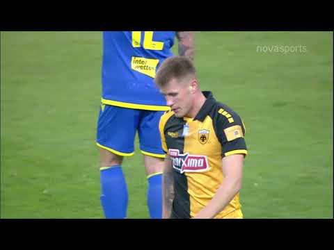 AEK Asteras Tripolis Goals And Highlights