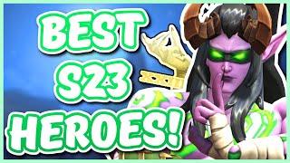 Overwatch - BEST HEROES FOR SEASON 23