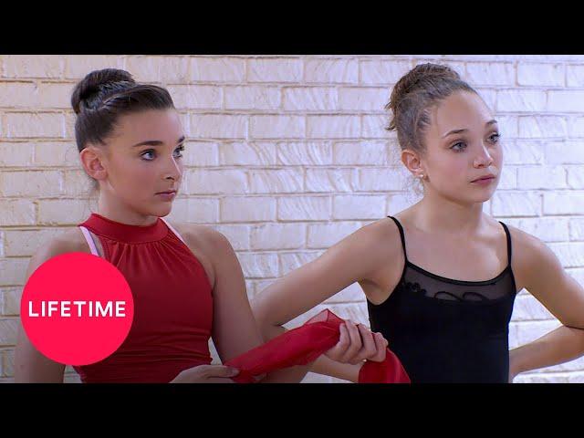 Dance Moms: Can Kendall Beat Maddie? (Season 5 Flashback) | Lifetime