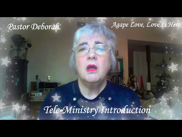 Tele- Ministry Introduction Video