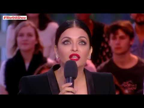 The Worth It Show (L'Oréal Paris) | Aishwarya Rai x Helen Mirren