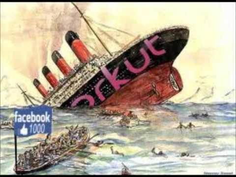 O orkut já era (rip Orkut)