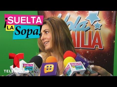 Suelta La Sopa | Mayrín Villanueva habla sobre las fotos donde mostró más de la cuenta en la playa