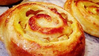 Snail Pastry/ Pain Aux Raisins