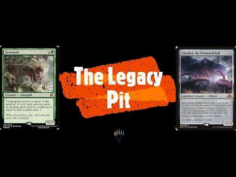 MTG - legacy: RUG Delver (Austin Blackner) vs 12 POST (Jared Smith)