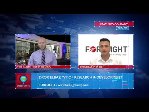 Foresight $FRSX ADAS Technology Set to Dominate Industry with 3-D Camera System