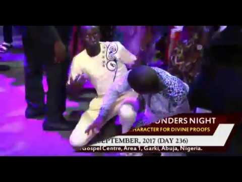 SEPTEMBER 2017 WORSHIP AND WONDERS NIGHT