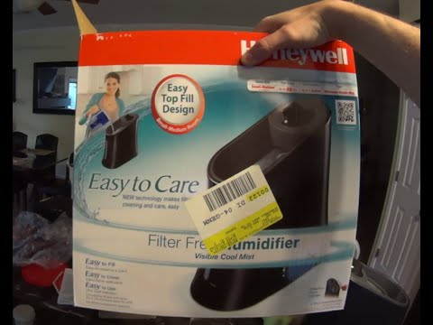 Honeywell humidifier - Review