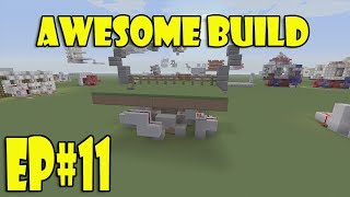 Secret Fence Gate (awesome Build Ep. 11)