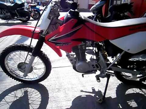 honda crf cc  cross enduro motoshop celaya youtube