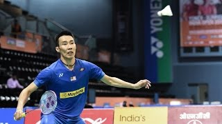 Lee Chong Wei - Top 10 Epic Rally Badminton