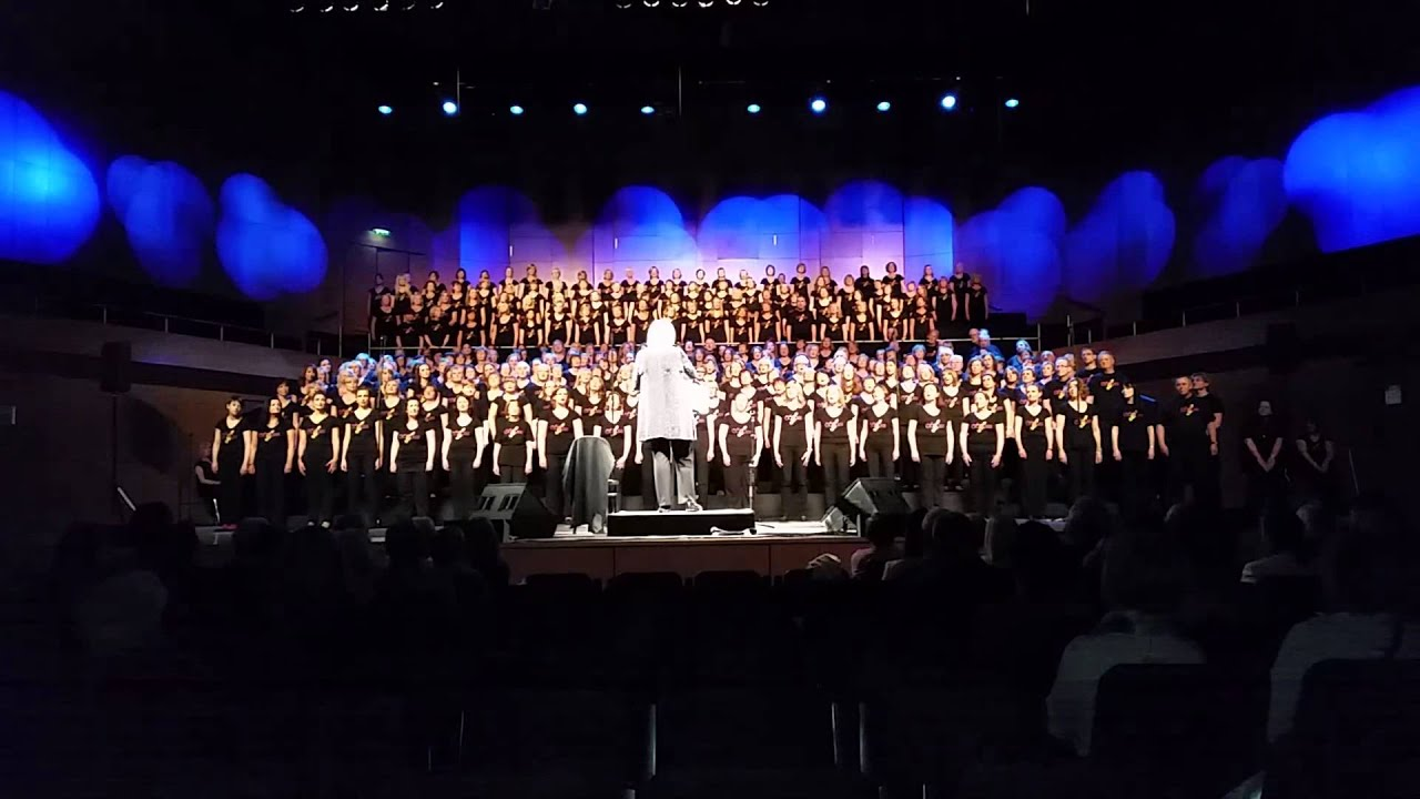 Download Chorus Choir in the Helix 28 May 2015