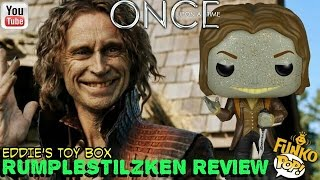 Once Upon A Time: Rumplestiltskin Funko Pop! Review!
