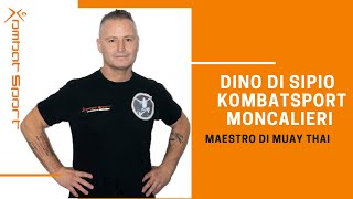 Dino Di Sipio | KOMBATSPORT MONCALIERI |Maestro di Muay Thai