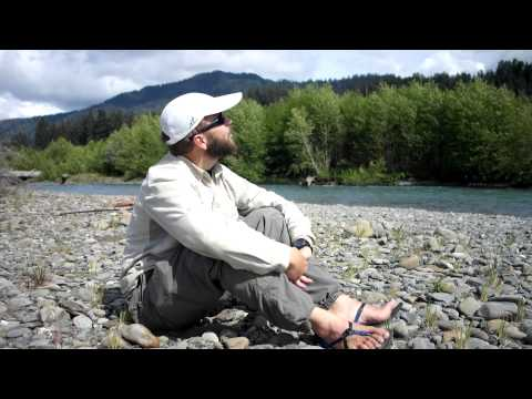 Sharing Queets River Moments