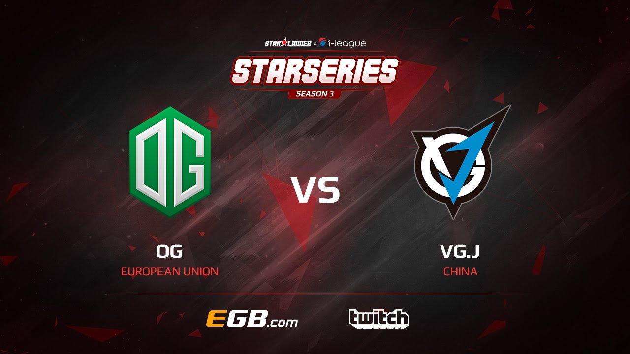 OG vs VG.J, Game 1, Semi-Final, SL i-League StarSeries Season 3, LAN-Final