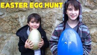 Giant Surprise Easter Egg Hunt!!!
