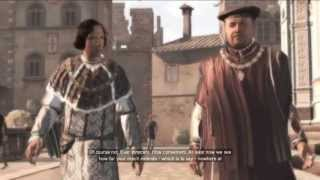 Assassin's Creed 2 - Ezio kills Uberto [HD]