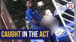 WATCH: Masturbating Mr D driver dismissed after video goes viral