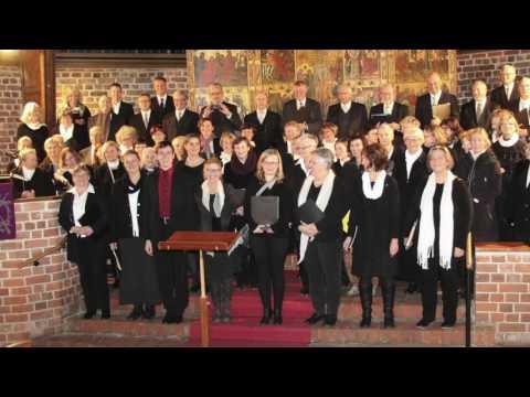 Weihnachtsgruß der Kantorei Wismar 2016