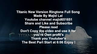 Titanic New Version Ringtone Full Song 2013 By Majid651651