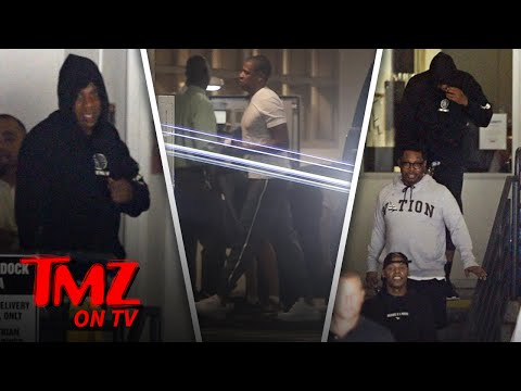 Jay-Z Out and About for First Time Since Birth Of Twins | TMZ TV
