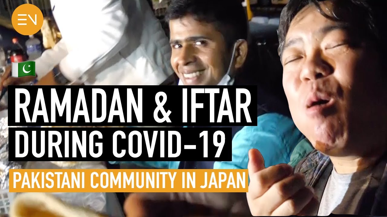 Ramadan & Iftar During Covid-19 | Pakistani Community in Japan