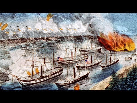 Admiral David G. Farragut and the End of the Civil War (Lecture)
