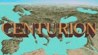 Centurion: Defender of Rome gameplay (PC Game, 1990)
