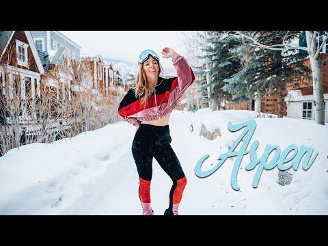 ASPEN Winter 2019 Travel VLOG   CRAZIEST Apres Party Ever