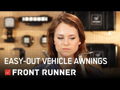 EASY-OUT VEHICLE AWNINGS - by Front Runner