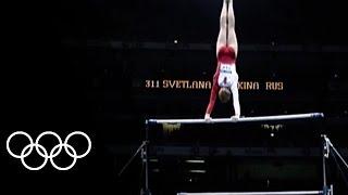 How Svetlana Khorkina became Uneven Bars Olympic Champion