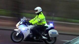London Met Police SEG - BMW 760Li High Security Escort