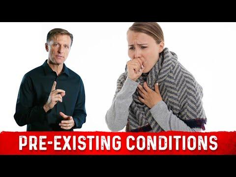 Pre-existing Health Conditions and COVID-19 Susceptibility