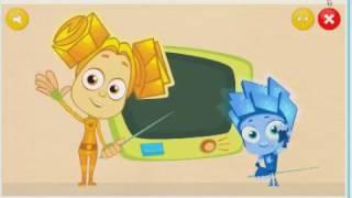 Игра Фиксики - Кабельный Салат