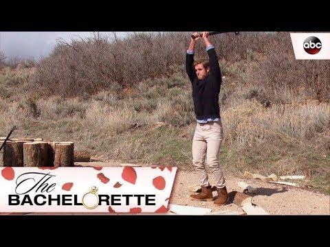Becca's Big Lumberjack Bash - The Bachelorette