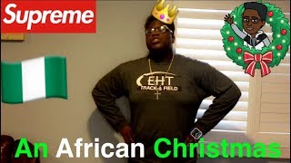 An African Christmas: A Holiday Satire