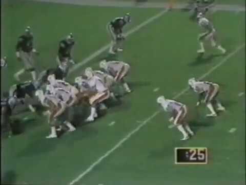 1983 Wk 03 Raiders Rip Dolphins 27-14: Radio Call; Marino's First TD
