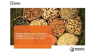 Helping Snack Connection to become market leader in the European private label nuts market. thumbnail