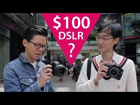Video: DigitalRev Shows You that DSLRs Under $100 Can Still Get the Job Done