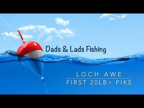 Loch Awe - First 20lb+ Pike