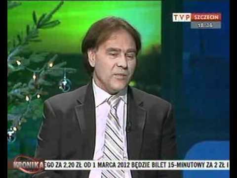 Mariusz Dabrowski dla Kroniki TVP Szczecin