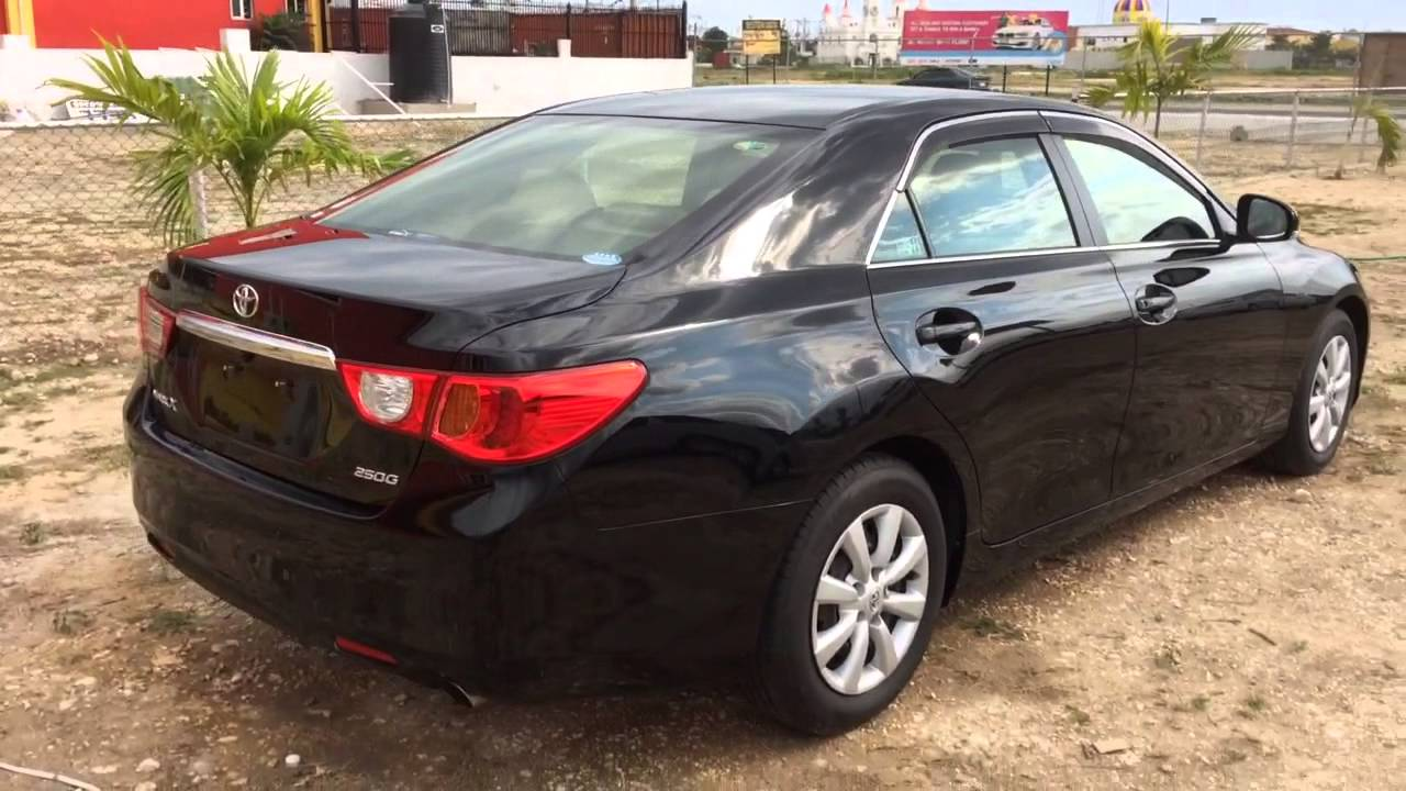 where to buy 2010 - 2012 toyota mark x in jamaica for sale - youtube