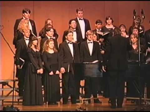 Shikellamy High School Spring Concert 5-12-96