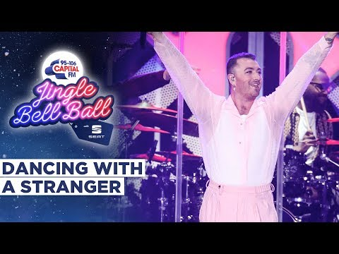 Sam Smith - Dancing With A Stranger (Live At Capital's Jingle Bell Ball 2019) | Capital