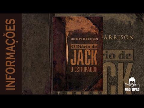 livro o diario de jack o estripador