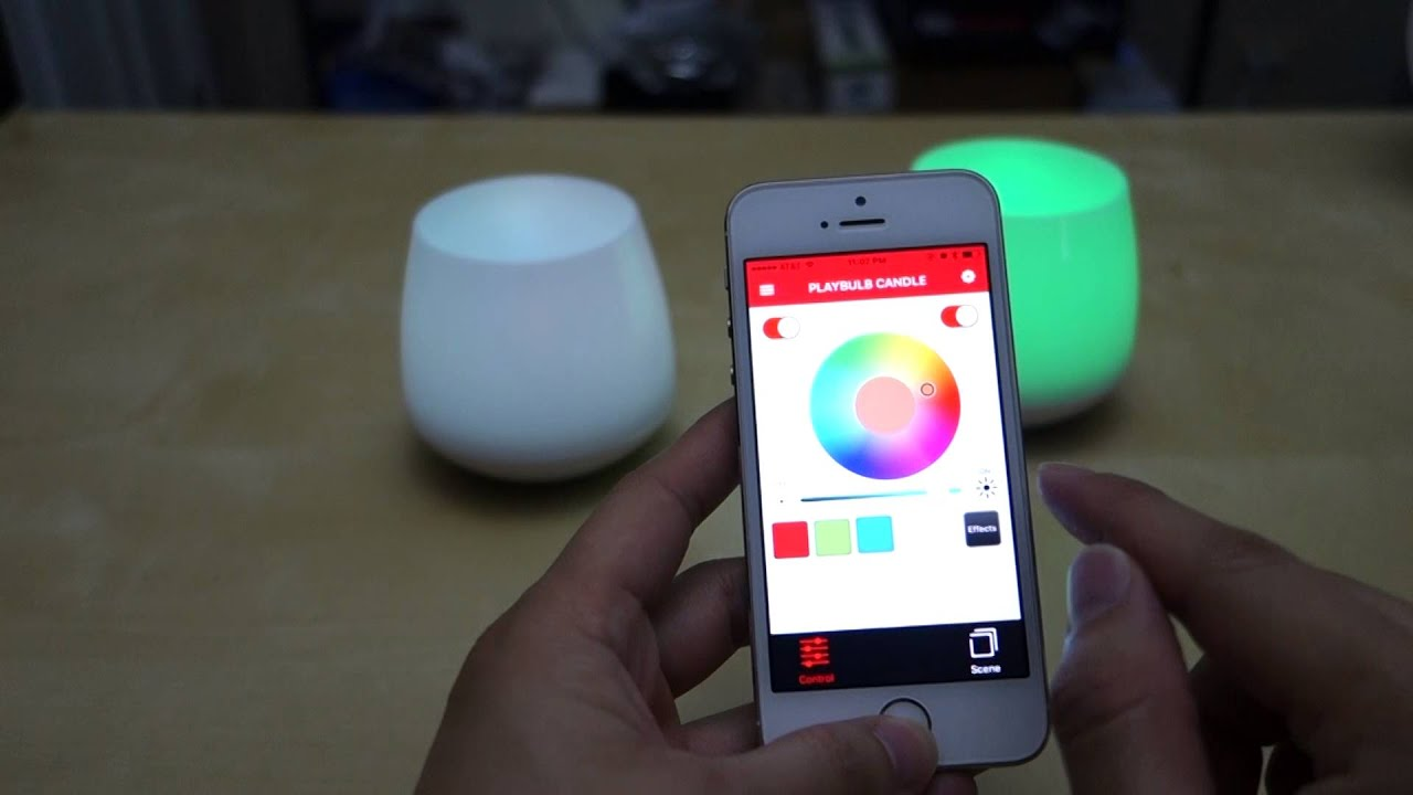Mipow Candle Smart Led Light With App Control Review