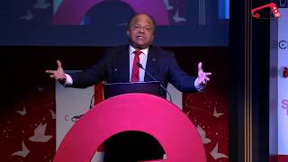 12th WES 2018 - Inaugural Session: Augusto Montiel, Hon'ble Ambassador, Embassy of Venezuela