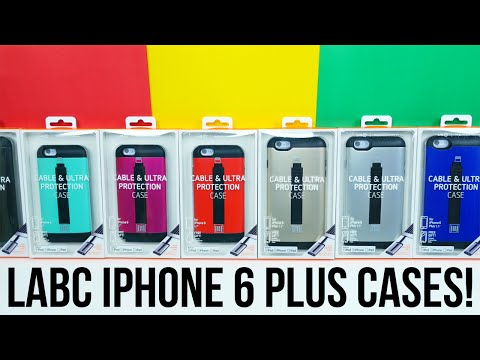 LABC iPhone 6 Plus Cable & Ultra Protection Case Review!