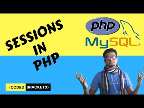 SESSIONS IN PHP | Login And Logout Using SESSION | Part 2